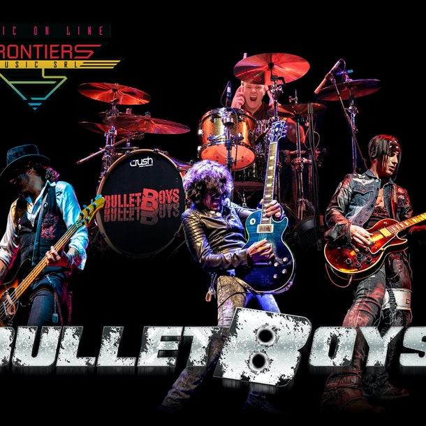 BulletBoys Tour Dates