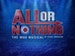 All Or Nothing - The Mod Musical (Touring) event picture