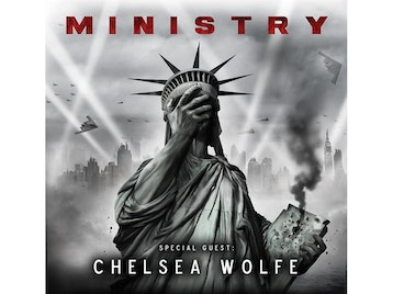 Amerikkkant Tour: Ministry, Chelsea Wolfe picture