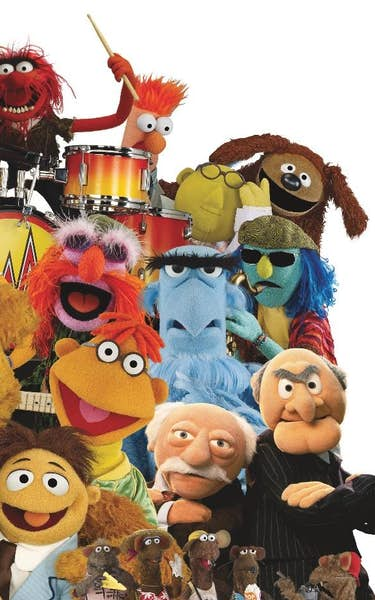 The Muppets Tour Dates