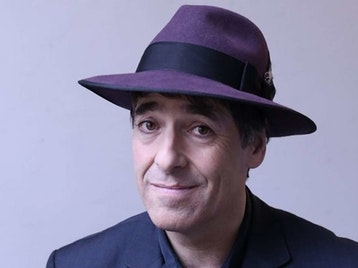 Mark Steel artist photo
