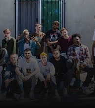 Brockhampton artist photo