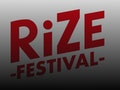 RiZE Festival event picture