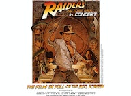 Raiders Of The Lost Ark In Concert: 2 for 1 tickets!