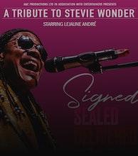 Signed Sealed Delivered - A Tribute To Stevie Wonder artist photo