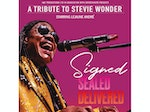 Signed Sealed Delivered - A Tribute To Stevie Wonder artist photo