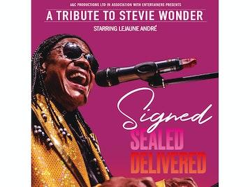 Signed Sealed Delivered picture