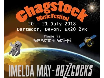 Chagstock Festival 2018: Buzzcocks, King King, The Correspondents, Xylaroo, Kelly Oliver, Imelda May, Show Of Hands, New Crisis, The Grahams, Jake Morrell, Quorum, Hunter & The Bear, Martin Harley, Dessie Magee, Luvia, The Hot Sprockets, Wood Burning Savages, The Luka State, The Luck, Huw Eddy & The Carnival, Chay Snowdon, Ethyrfield, Baby Snakes, Red Right Hand, Giraffodils, Robin Brown Band, Wax Cylinder, Dead Radio, Five Finger Discount, Edd Keene, Jodie & The Motleys, Celt picture