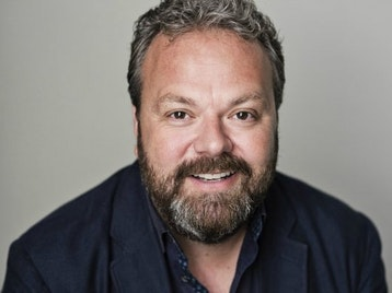 Tough Luvvie: Hal Cruttenden picture
