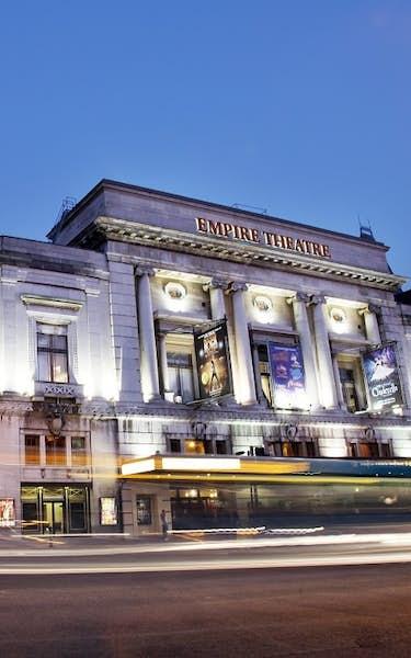 Liverpool Empire Theatre Events