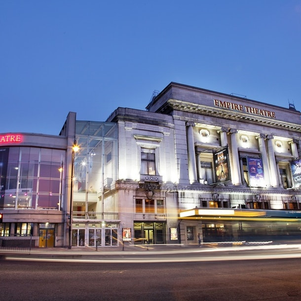Liverpool Empire Theatre Events