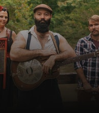Reverend Peyton's Big Damn Band artist photo