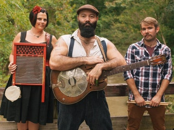 Reverend Peyton's Big Damn Band picture