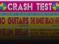 Crash Test: 10 Guitars, The Sunset Beach Hut, Velum Break event picture