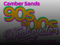 Camber 90s & 00s Weekender event picture