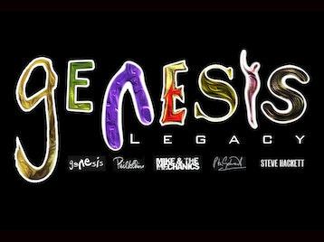 Genesis Legacy Tribute Show: Genesis Legacy picture