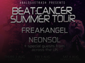 Beat Cancer Summer Tour: Freakangel, Neonsol event picture