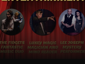 A Night Of Music, Magic & Mystery: Mitzy Bear, The Fidgets, Lukey Magic event picture