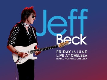 Live At Chelsea: Jeff Beck picture