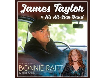James Taylor, Bonnie Raitt picture