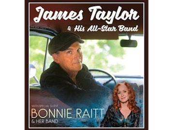 James Taylor, Bonnie Raitt picture