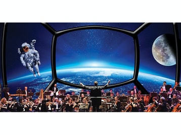 Space Spectacular: London Concert Orchestra, Anthony Inglis picture