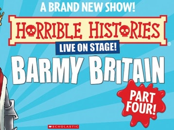 Barmy Britain - Part Four! : Horrible Histories picture