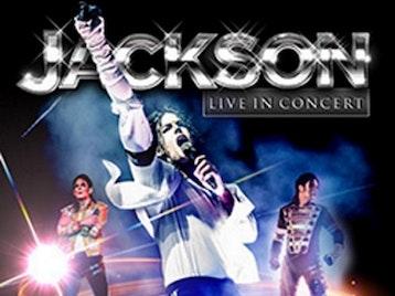 Jackson Live In Concert artist photo