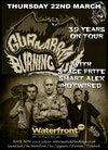 Flyer thumbnail for 35 Years On Tour: Guana Batz, Stage Frite, Smart Alex, Hotwired