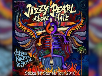 Jizzy Pearl's Love/Hate artist photo
