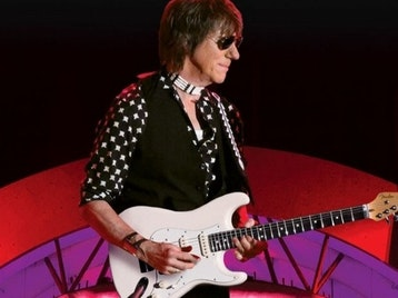 Jeff Beck artist photo