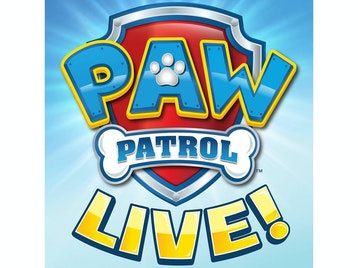 PAW Patrol Live! artist photo