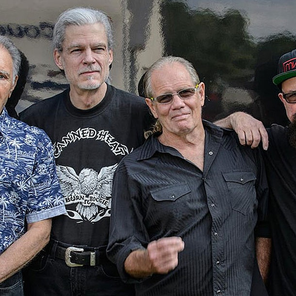 Canned Heat Tour Dates
