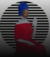 Fatoumata Diawara artist photo