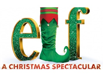 The Christmas Spectacular: Elf - The Musical, David Essex, Martine McCutcheon, Tam Ryan, Louise English picture