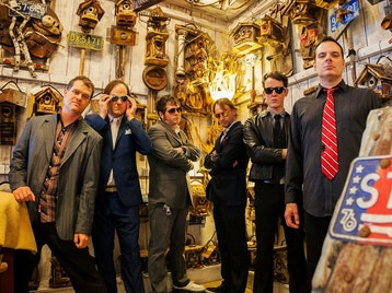 10th Anniversary Tour - Performing FIRE: Electric Six picture