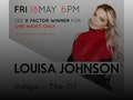 Louisa Johnson event picture