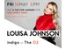 Louisa Johnson event picture