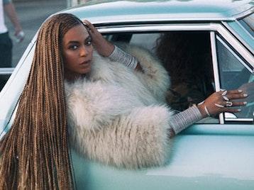 Beyoncé artist photo