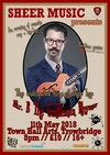 Flyer thumbnail for Sheer Music Present: Mr B The Gentleman Rhymer, The Real Cheesemakers