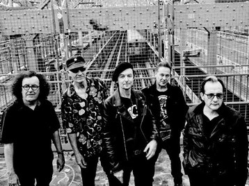 The Damned + Ruts DC picture