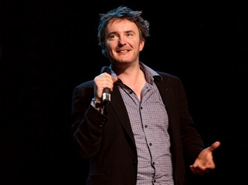 Dr Cosmos: Dylan Moran picture
