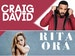 Craig David, Rita Ora event picture
