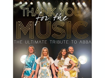Thank You For The Music - The Ultimate Tribute To ABBA artist photo