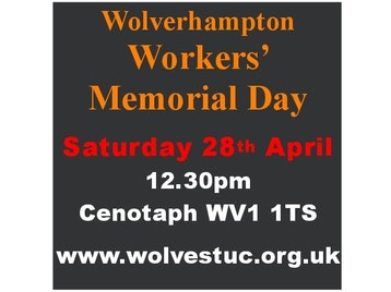 Workers' Memorial Day picture
