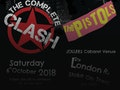 The Complete Clash, The Pistols event picture