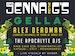 Vibrations: Jenna & The G's, Gella, Junglist Alliance event picture