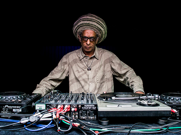 Don Letts artist photo