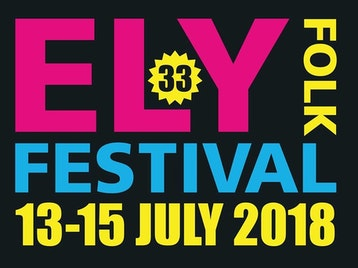 Ely Folk Festival 2018: Skipinnish, Kathryn Tickell, Steve Knightley, Lindisfarne, Sam Kelly, Jamie Smith's MABON, 3 Daft Monkeys, Ezio, Johnny Dickinson, Iona Fyfe, Anthony John Clarke, The Willows, The Black Feathers, John Kirkpatrick, The Relentless Ceilidh Band, Flossie Malavialle, Broom Bezzums, Tim Edey, Banter, Jimmy Aldridge & Sid Goldsmith, Opaque, Chris Fox, The Blackjack Blues Band, Alden Patterson & Dashwood, Frog On A Bike, The Penland Phezants, The Barefoot Doctors, Cary Outis, Lovehats, Brother Pit, Lee Gillett picture