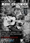 Flyer thumbnail for Sheer Music Presents: Mark Chadwick (Levellers), Phil Cooper